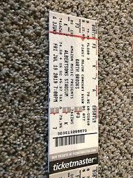 3 Garth Brooks Tickets Saturday July 20th Boise 225 00