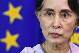 aung san suu kyi rejects un myanmar probe during brussels aung san suu kyi rejects un myanmar probe during brussels
