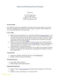 Resume Sample Format For Job Application Valid 28 Hybrid Resume
