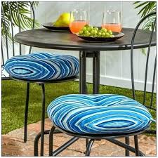 16 inch round outdoor chair cushions bistro chair cushions inch round outdoor bistro chair cushions outdoor