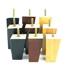 couch legs replacement wooden chair sofa 4 per set 5 6 solid ikea furniture parts couch legs