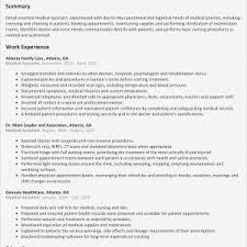 Example Of Nursing Resume Fresh Experienced Nursing Resume Samples ...