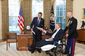 us president office. Image: Ambassador Kim Beazley (in Wheelchair) Greets US President Barack Obama At Oval Us Office