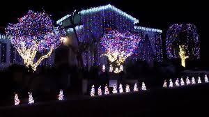 Christmas Lights To Rudolph Music 2010 Nellie Gail Ranch Winner Best House
