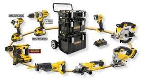 dewalt cordless power tools. dewalt xr8kitb power tool kit dewalt cordless tools