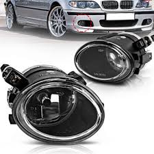 2002 Bmw 325i Fog Lights Bumper Fog Light For Bmw E46 3 Series 2001 2005 M3 1999 2002 E39 M5 Fog Lamp Car Styling Accessories