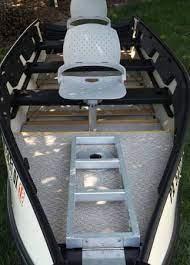2016 porta bote 14 foot estream ii