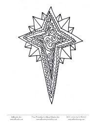 Small Picture Christmas Stars to Print Milliande Free Christmas Coloring Sheets