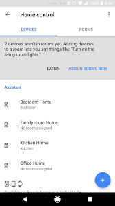 Android App To Turn Off Lights You Can Now Assign Each Google Home Speaker To A Specific Room