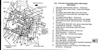 ford bronco fuse box ford wiring diagrams online