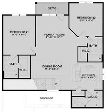 Duplex With Single Family Appearances  69382AM  Architectural Single Family House Plans