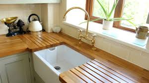 wood countertops for rustic and modern kitchens costs care advantages