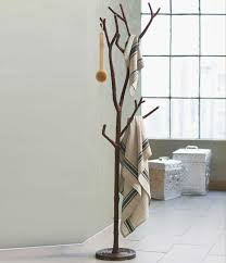 Branch Free Standing Coat Rack From West Elm Bronze Branch Coat Tree Coat tree Coat racks and Towels 2