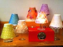 candle lampshades these clip lampshade frame collection wonderful