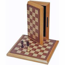 Classic Wooden Board Games Classic Folding Chess Set Wood Board 100100 Walmart 94