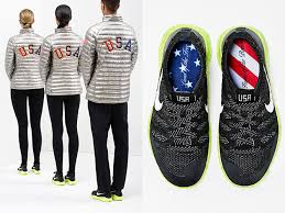 nike outfits. this is what u.s. athletes will wear to collect their medals at the winter games in february. nike outfits