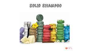 Shampoo Sólido- Ingles by AGUSTINA CASTILLO