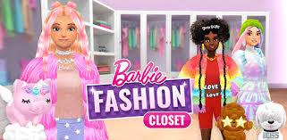 Barbie™ Fashion Closet - Apps on Google Play