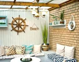 outdoor house decor nautical house decor outdoor beach decor ideas intended for nautical plan nautical interior outdoor house decor
