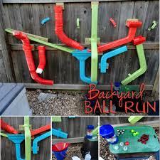 how to make fun backyard ball games for kids