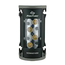 Foxfury Lights Fox Fury 200 4n32 Nomad N32 Rechargeable Fire And Impact