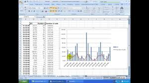 Excel 2007 Graphs Combining Charts