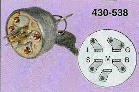 sears ss15 page 4 sears, craftsman tractor forum gttalk Typical Ignition Switch Wiring Diagram at 5 Wire Ignition Switch Diagram