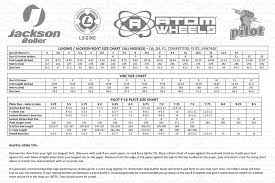 Edea Boot Size Chart Rollerskatin Ca Boot Sizing