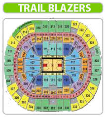 47 Always Up To Date Moda Center Interactive Map