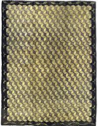 vintage hooked rug bb3371