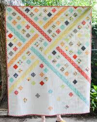 376 best Quilting - Modern Quilts - White Background images on ... & Modern Trellis - Must Love Quilts Adamdwight.com