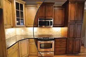 61 types gracious ash wood cherry prestige door kitchen cabinet stain colors backsplash mirror tile glass granite countertops sink faucet island lighting