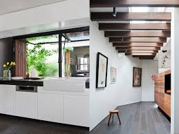 Home Designs: Visible Ceiling Beams - Modern Decor