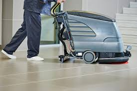 types of mercial floor cleaning machines