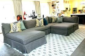 slipcover sectional sofa with chaise slipcovers for sectional sofa sectional couch covers sectional couches full size