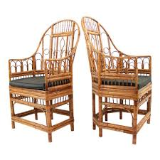 Chair Foter 1960s Vintage Brighton Pavilion Style High Back Chairs Pair For Sale Safcoproductsca Safco Office Products Safco 1960s Vintage Brighton Pavilion Style High Back Chairs Pair