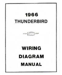 ford thunderbird wiring diagrams 1966 ford thunderbird wiring diagrams