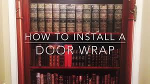 Door Wraps Photo Tex Door Skin Rm Wraps Youtube