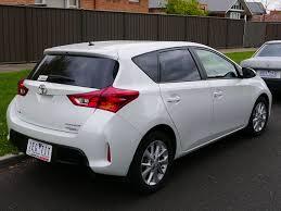 File:2014 Toyota Corolla (ZRE182R) Ascent Sport hatchback (2015-05 ...