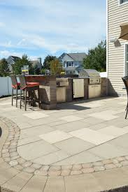 Making An Outdoor Kitchen Making Your Outdoor Kitchen Winter Friendly Above All Masonry
