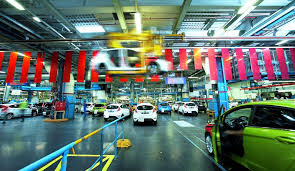 Dream <b>car</b>: <b>custom</b> orders require flexibility in production and logistics