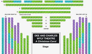Ppac Seating Chart Oconnorhomesinc Com Mesmerizing Att Pac Seating Chart