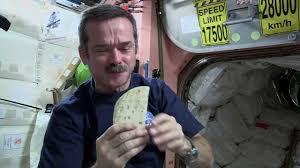 Chris Hadfield's <b>Space</b> Kitchen - YouTube