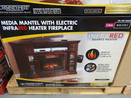 a console infrared fireplace costco 6