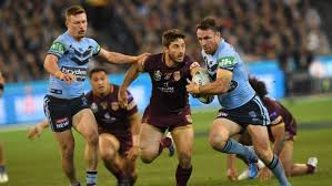 NSW makes <b>seven</b> changes for State of Origin Game <b>II</b> against ...