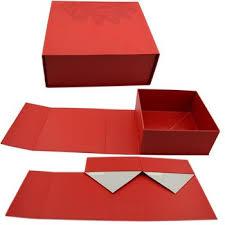 Clamshell Gift Box Folding Box With Ribbon Closure Buy Clamshell Box Gift Box With Ribbon Closure Folding Box Ribbon Closures Product On Alibaba Com