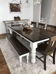 38 Popular Modern Farmhouse Kitchen Table Ideas Kitchen Ideas