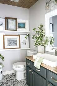 guest bathroom wall decor. Ideas For Bathroom Decor Medium Size Of Home Top Small  Decorating . Guest Wall O