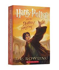harry potter and the ly hallows book 7 j k rowling 0490591207771 amazon books