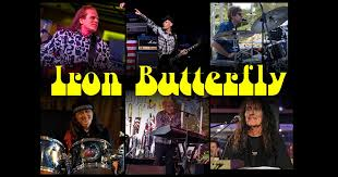<b>Iron Butterfly</b> • Home
